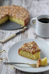SWE-Dishes: Tosca Cake, The Perfect Sweet-And-Salty Combination For Your Fika