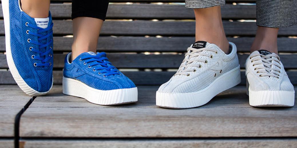 f555fbfbaae Tretorn Shoes For All The Ladies