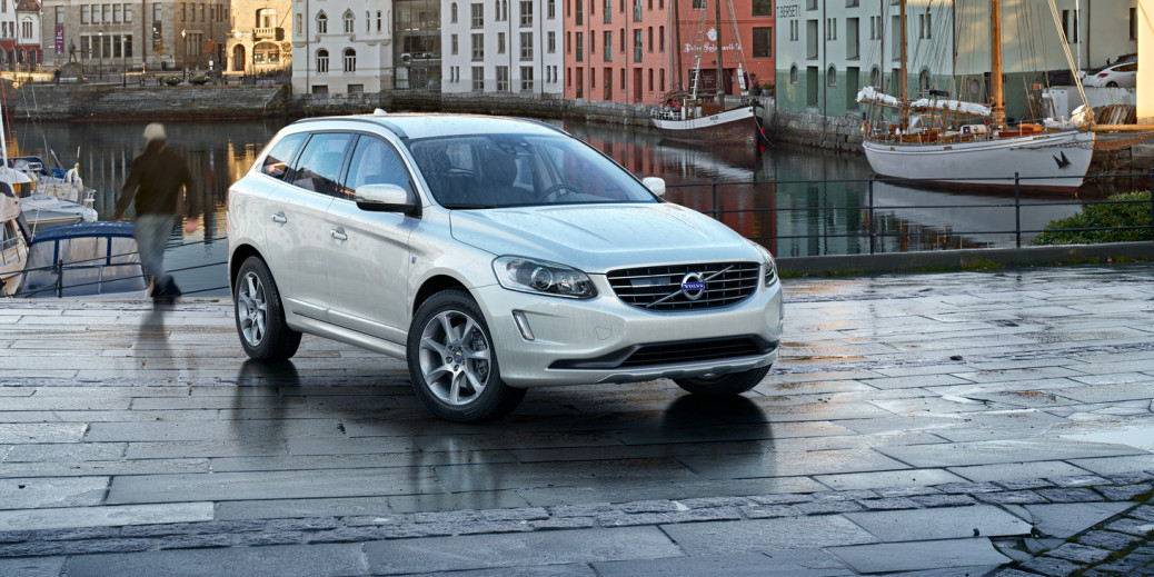 A Volvo Fly To Sweden For Free