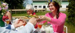 DIY Midsummer Party
