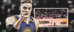 Jonas Jerebko, NBA's Lone Swede, Giving Boost To Warriors