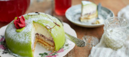 Swe-Dishes: SwedishFood.com's Princess Cake Recipe